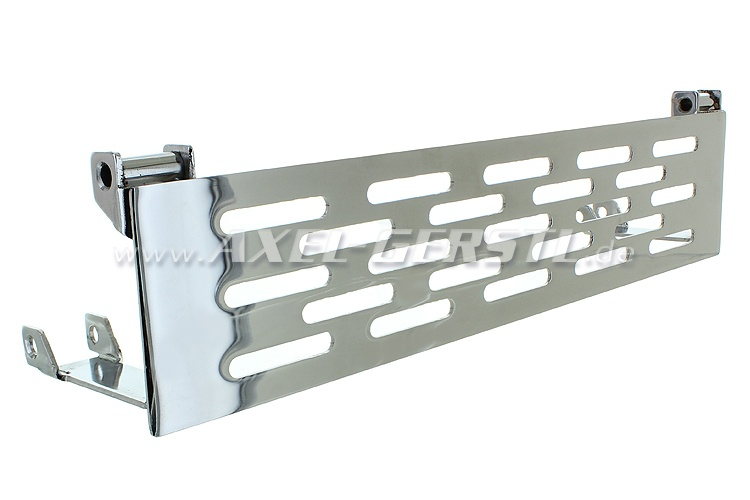 Engine lid stay Grill chrome (horizontal)
