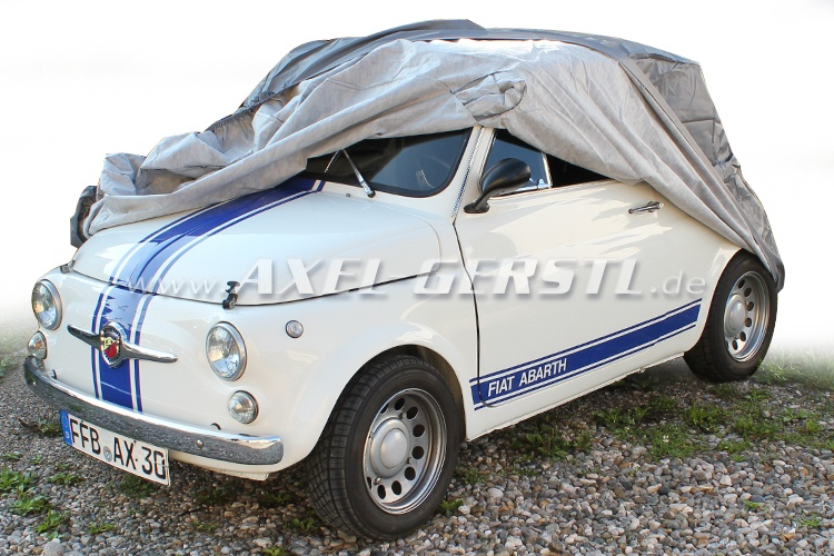 Car cover Classic, PVC / Polyester, grey