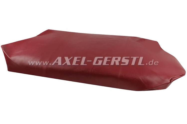 SoPo: Sitzbankbezug (Sitzbankboden), 1-teilig, bordeaux-rot