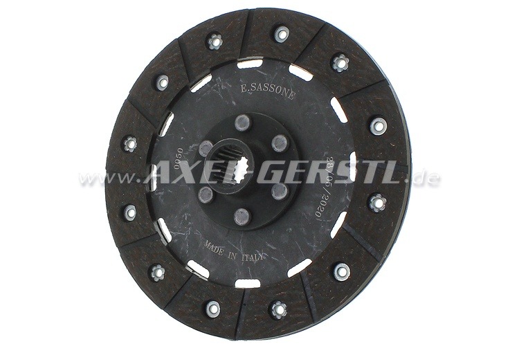Clutch disk, fine pitch (20 teeth)