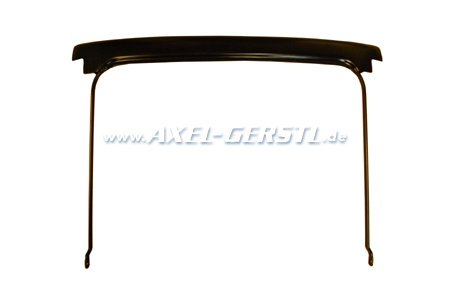 Convertible top frame, front