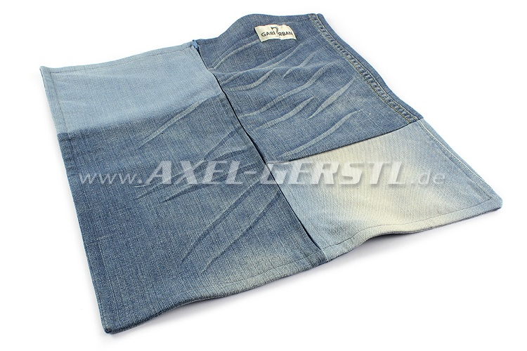 Car cushion cover (utensil bag) Jeans
