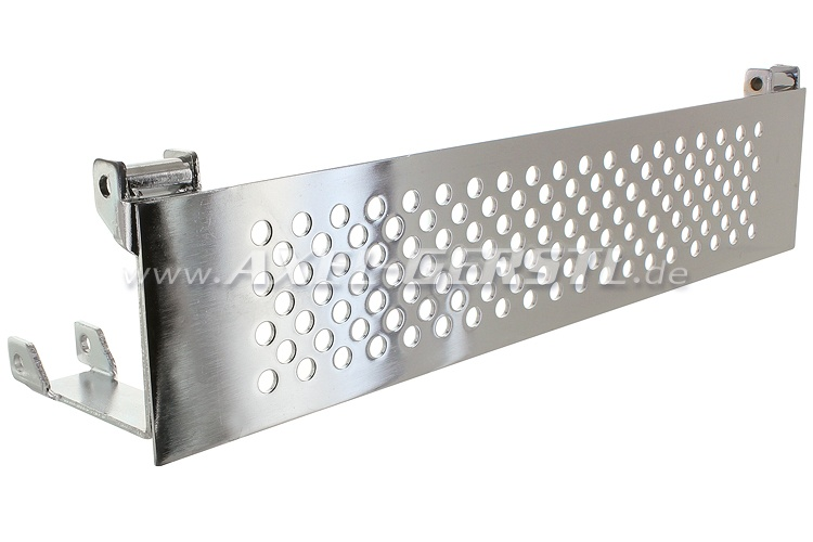 Engine lid stay Grill chrome (perforated)