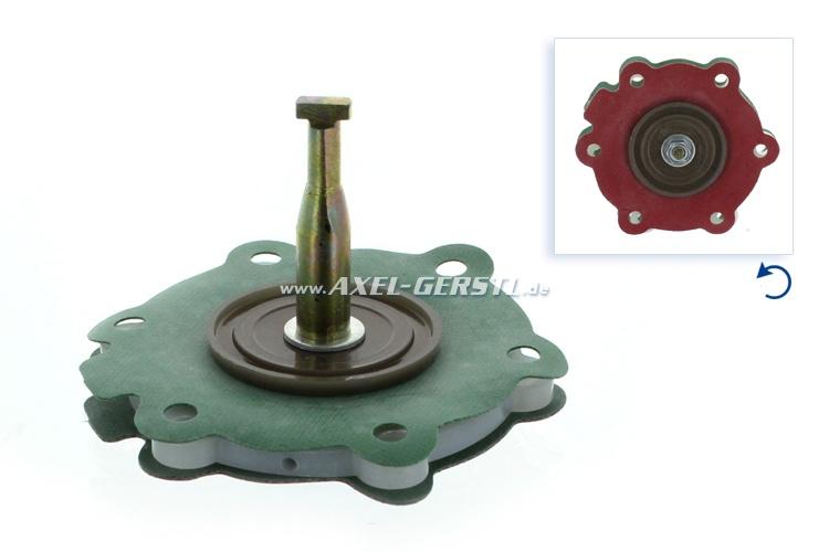 Fuel pump membrane (6-fold screwed Bepu head)
