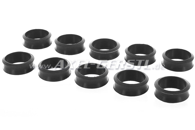 Seal-rings for jacket tube, thick (set = 10 pieces)