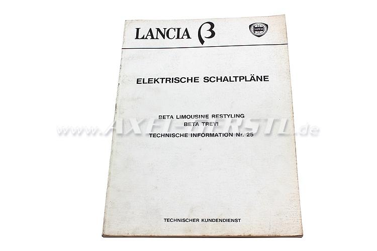 SoPo: Elektrische Schaltpläne - Technische Information Nr.25