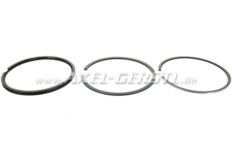 Set of piston rings, oversize 0.6