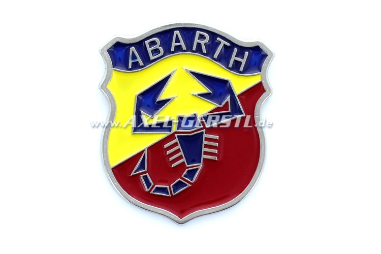 Abarth-Emblem Wappen 70 mm, zum aufkleben