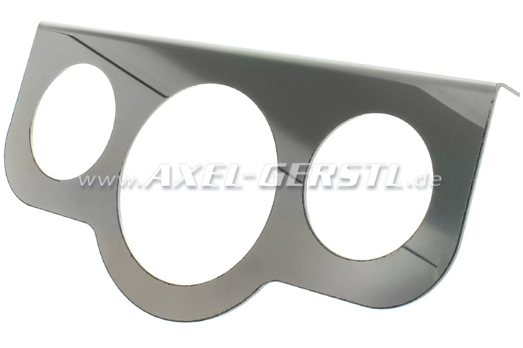 Quadretto per strumenti addizionali (inox), 52 x 80 x 52