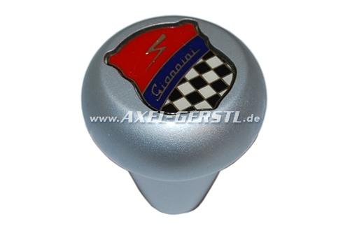 Pommeau du levier de vitesses Giannini, alu