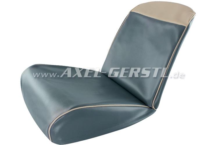 sitzbez ge blau w oberkante kunstleder kpl vo hi. Black Bedroom Furniture Sets. Home Design Ideas