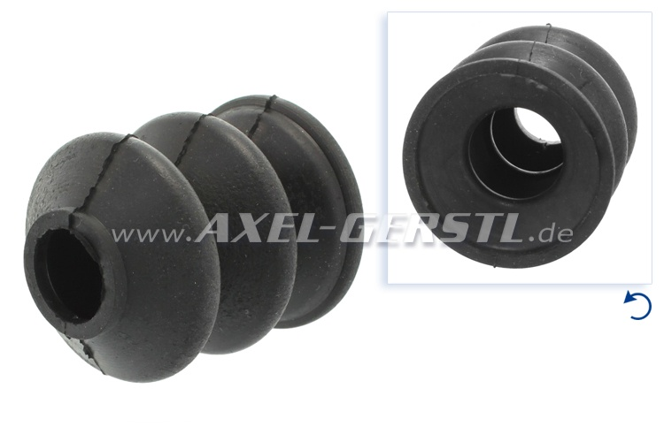 Rubber packings for shifter shaft (tunnel exit)
