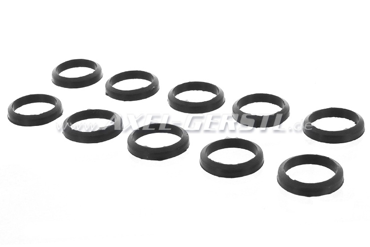 Seal-rings for jacket tube, thin (set = 10 pieces)