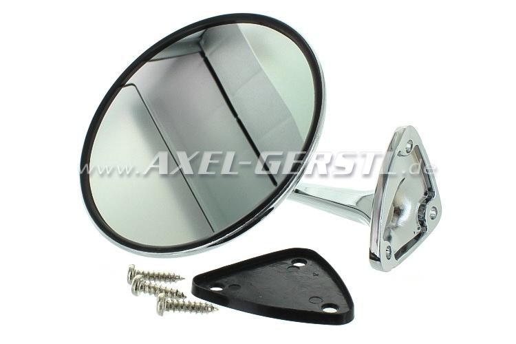 Wing mirror, left, 9,8 cm (3-screw mounting)
