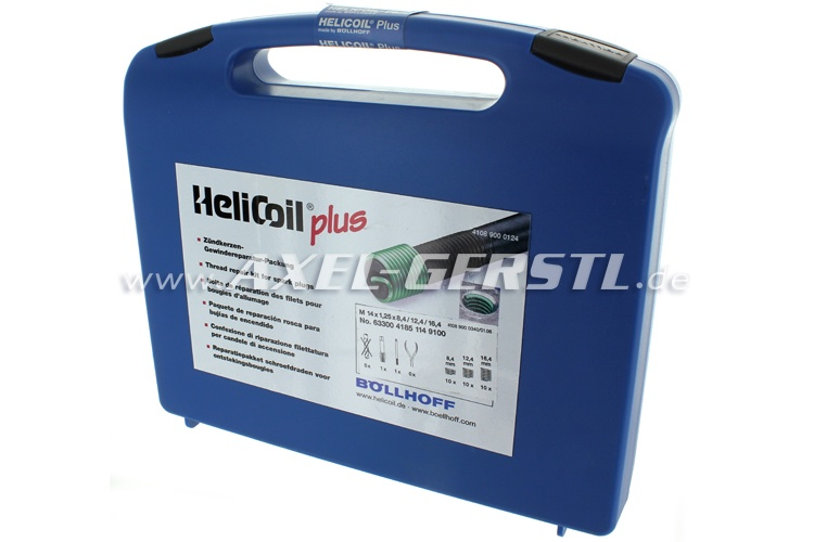 Helicoil thread repair-kit M14 x 1.25 for spark plugs