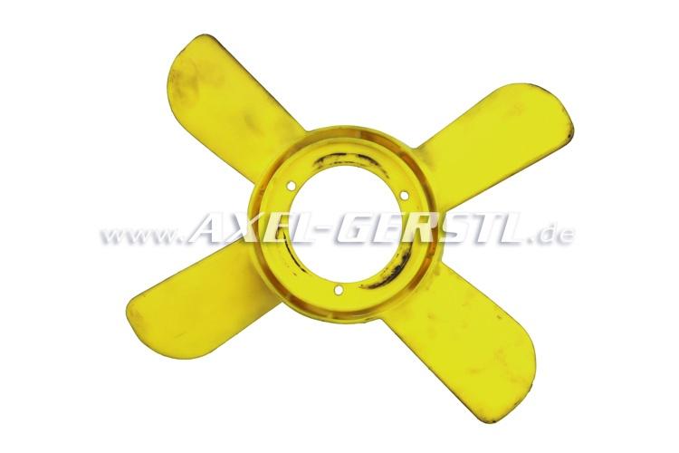 SoPo: Lüfterrad, Kunststoff, gebraucht, Orig. Fiat 4102347