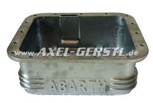 Aluminum oil pan Typ Abarth, reproduction, 3.5 l