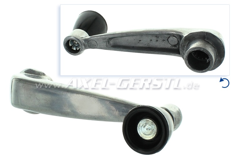 Window crank (aluminum)