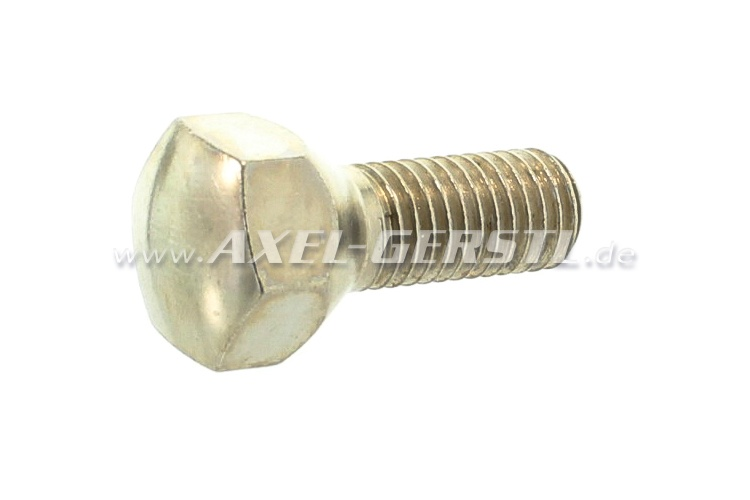 Wheel bolt with cone M10/1.5/19.5 winding