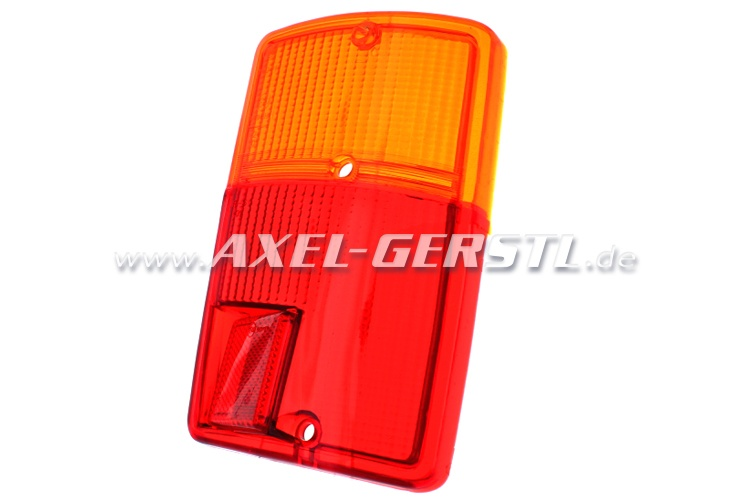 Tail lamp lens, right