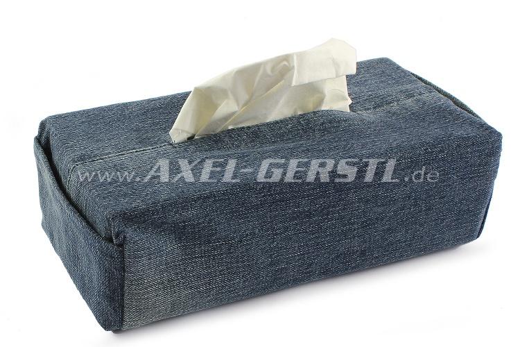 Taschentücher-Box Jeans