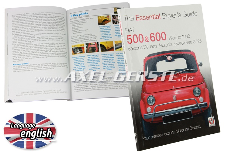 Libro: The Essential Buyers Guide, 500/600, (in inglese)