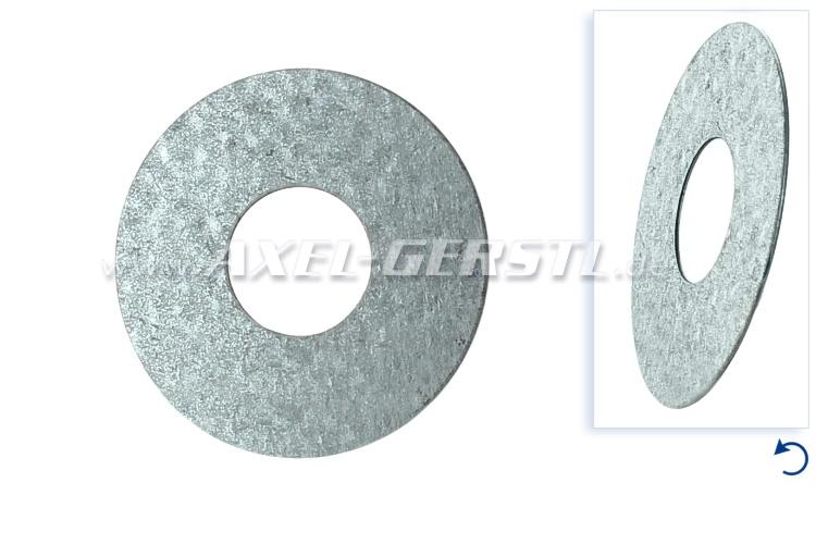 Hinterachs-Einstellscheibe 0,5 mm