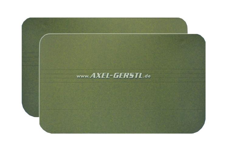 Carenature interna per porta al paio (Skay), verde