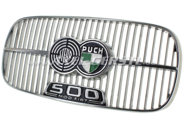 Front badge Steyr Puch