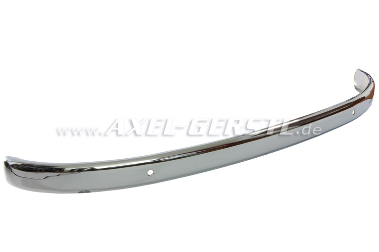 Bumper, rear, 45 micron chrome-plated, A-quality