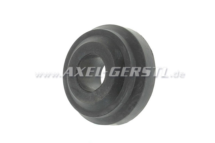 Rubber bearing (top/small) for engine mounting