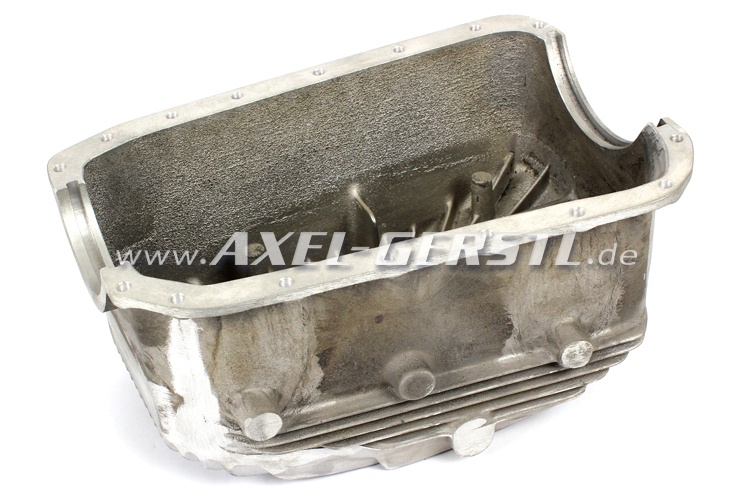 Aluminum oil pan Abarth