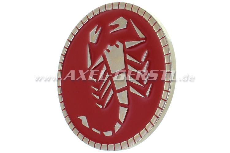 Coprimozzo in metallo, 60/45 mm (per 23401/23428/c23415)