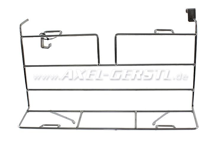 SoPo: Gepäckträger für Motorhaube, chrom
