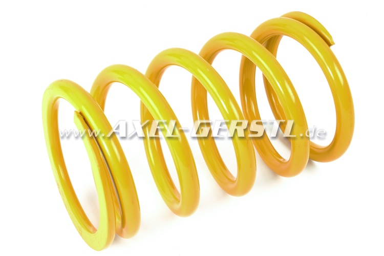 Abarth coil spring rear, 14 x 210 mm, single