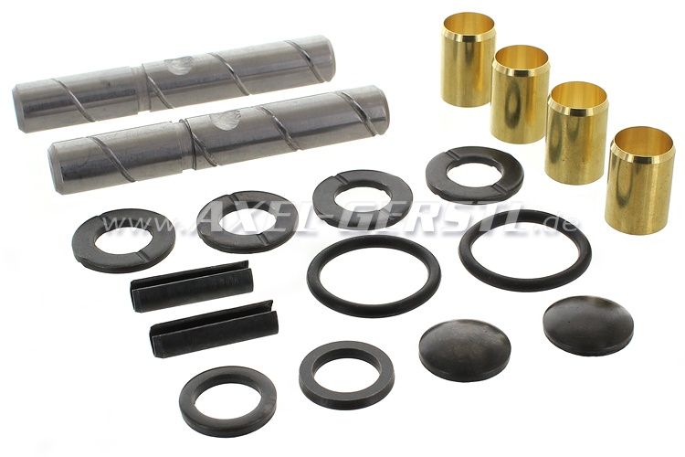 Steering knuckle repair kit, ital. prod.,without hollow bore