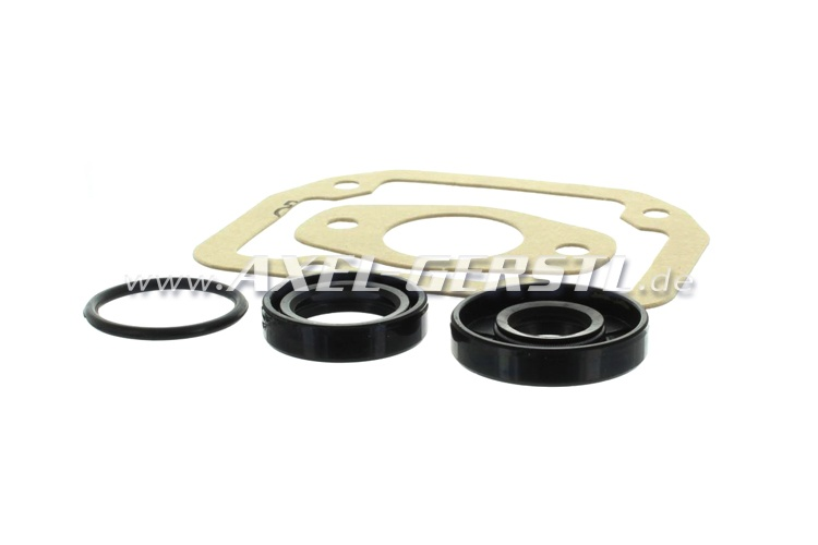 Set of gaskets for steering box