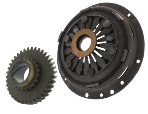 Kupplung & Getriebe