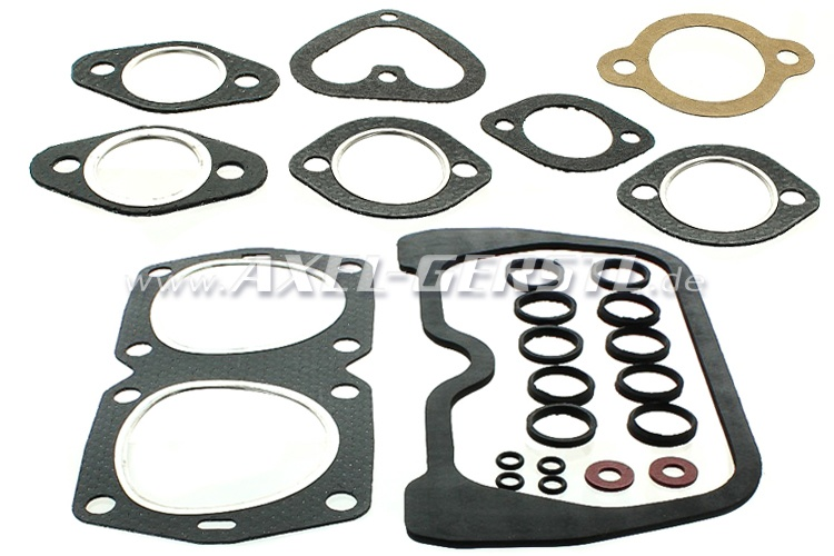 Set of cylinder head gaskets