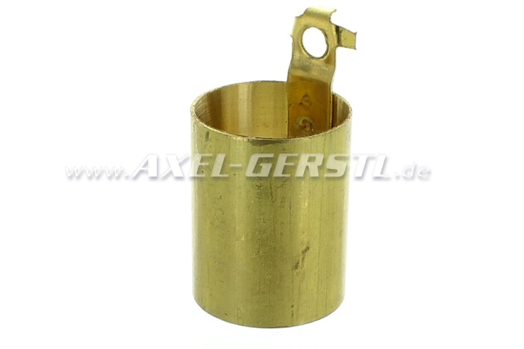 Bague collectrice pour klaxon (douille laiton)