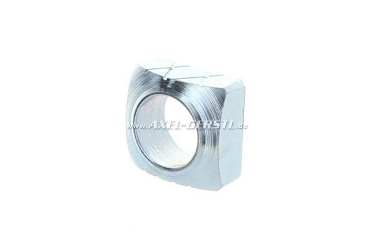 Slide ring for axle shaft