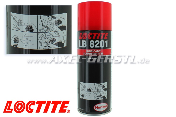 Lubricant, Brand Loctite, 5-Way-Spray, 400ml