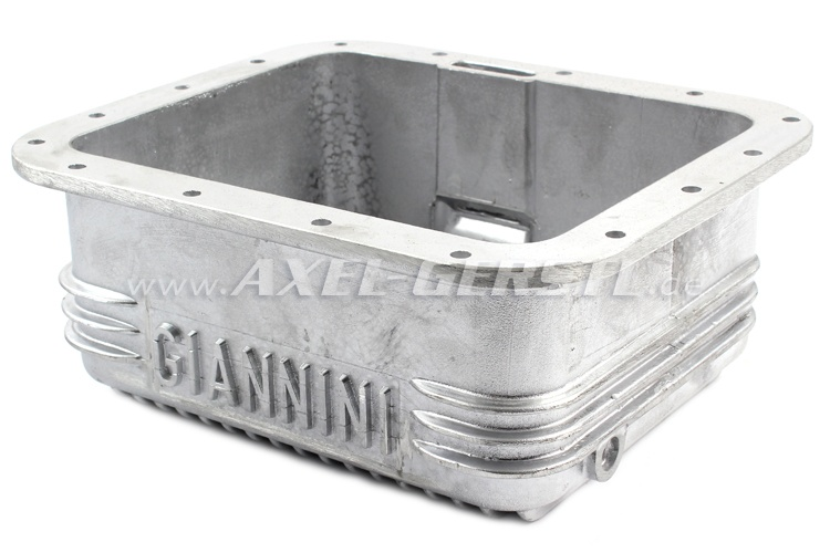 Giannini aluminum oil-pan, 3.5 l