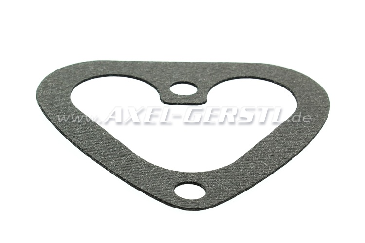 Carburetor spacer seal (heart-shaped)