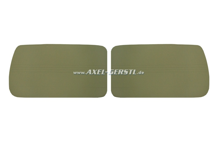 Rivestimento interno per porta al paio (Skay), verde