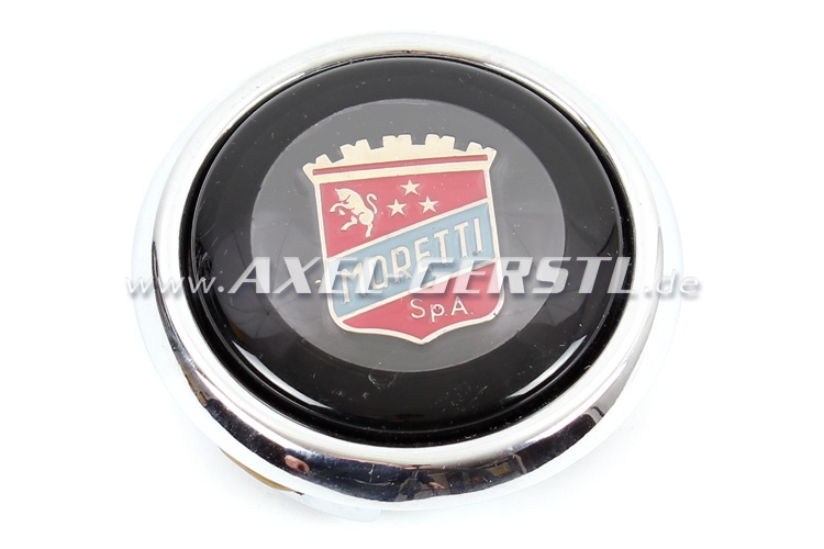 Horn button for Moretti steering wheel (70 / 81 mm)