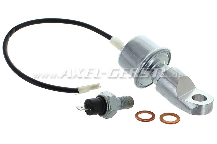 Oil pressure sensor set for Veglia-instruments
