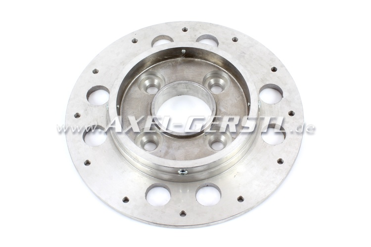 Rim flange 10 & 12, 98 PC, aluminum (for wheel cover)