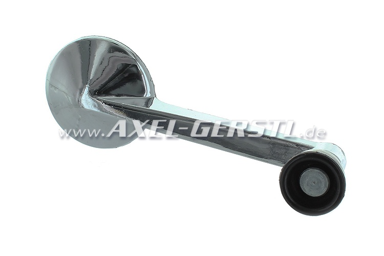 Window crank, aluminum