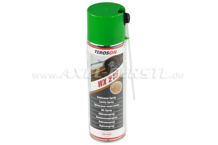 Hohlraum-Spray TEROSON WX 215, Spraydose, 500 ml